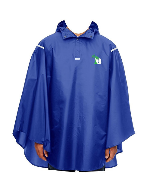 Union Adult Zone Protect Packable Poncho (UVBC-TT71)