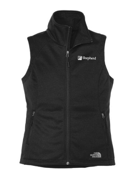 North Face Ladies' Ridgeline Soft Shell Vest (S-NF0A3LH1)