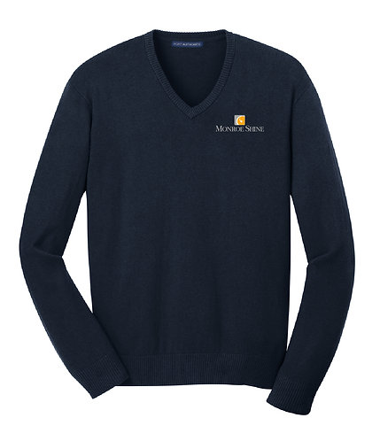 PA Ladies' V-Neck Sweater (MS-LSW285)