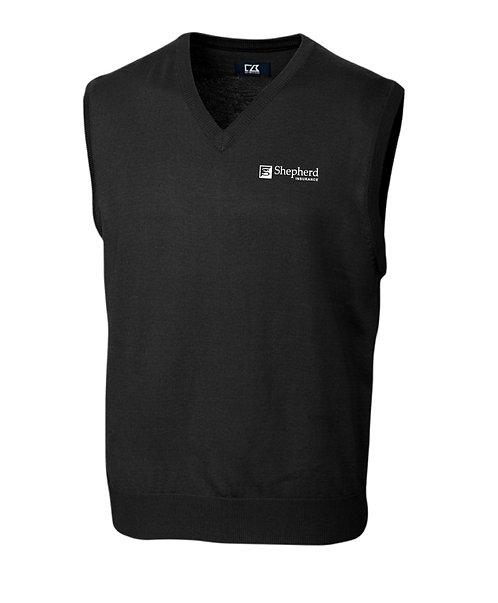 CB Men's Douglas V-Neck Vest (SI-MCS01432)