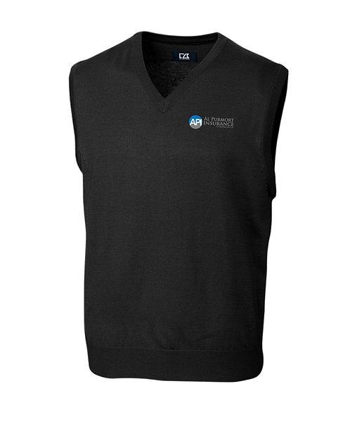 CB Men's Douglas V-Neck Vest (API-MCS01432)