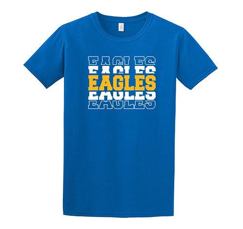HFS Adult Eagles Eagles Shirt (HFS-G640/64000)