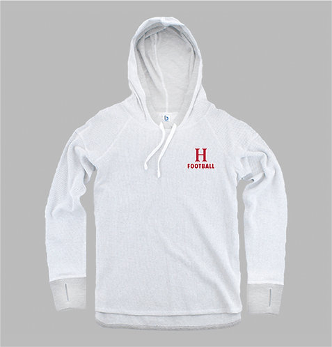 Ladie's Adult Football Cool Down Hoodie (HC-S40)