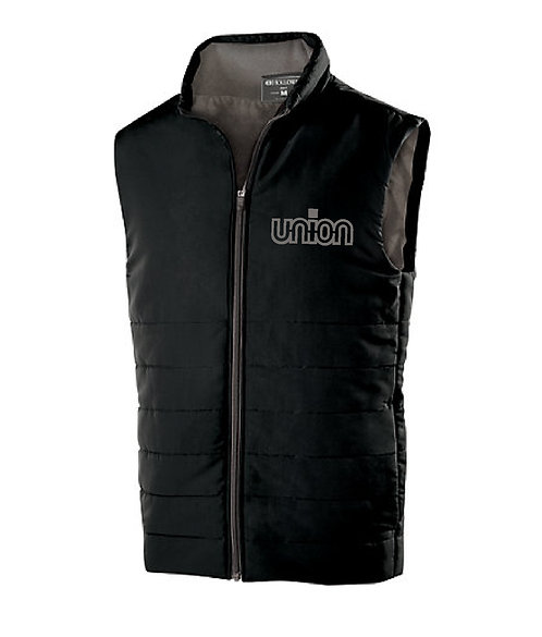 Union Logo Holloway Vest (UV-229514)