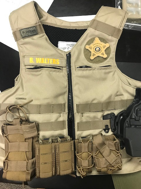 Point Blank Outer Carrier Vest (JCSO-GD2M00BV0J)