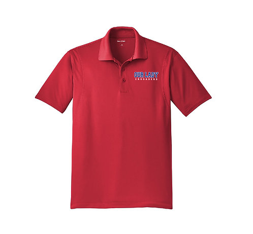 Our Lady Crusaders Sport Tek Polo (OLPH-ST650-E)