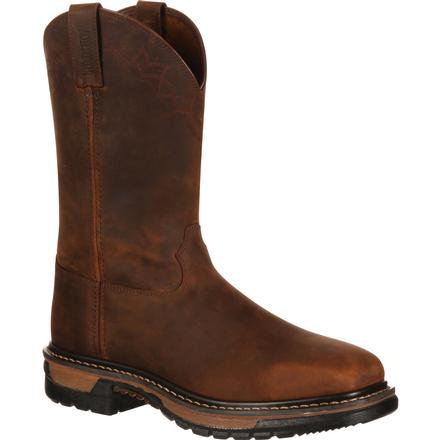 Rocky Ride Western Work Boot (DC-RKW0131)