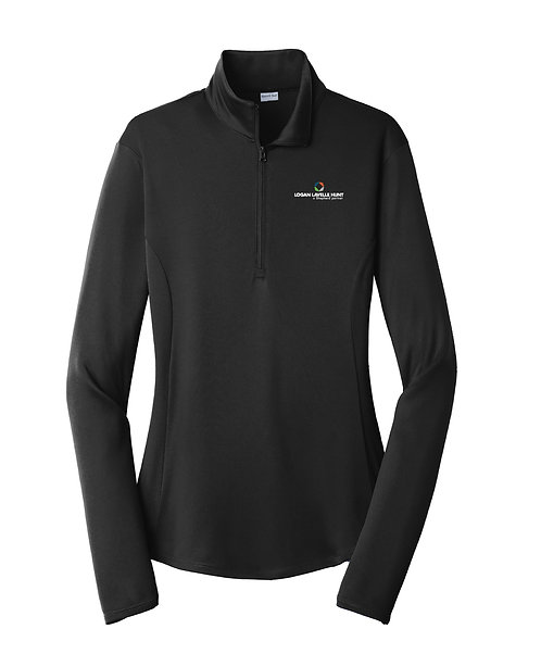 ST Ladies PosiCharge Competitor 1/4-Zip Pullover (LLH-LST357)