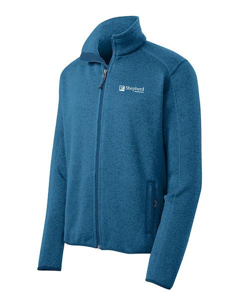 PA Men's Sweater Fleece Jacket (SI-F232)
