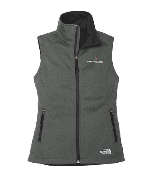 North Face Ladies' Ridgeline Soft Shell Vest (LLH-NF0A3LH1)