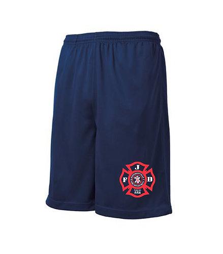 4XL Navy Sport Tek Mesh Shorts (JFD-ST3124X)