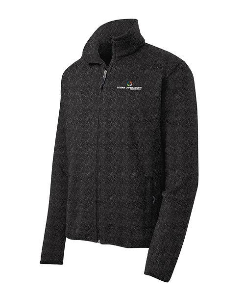 PA Men's Sweater Fleece Jacket (LLH-F232)