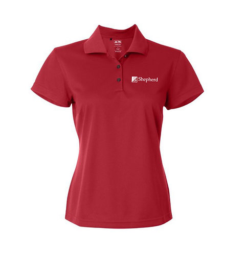 Adidas Ladies' Climalite Basic Sport Polo (S-A131)