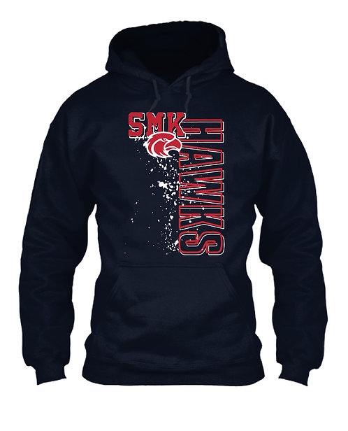 SMK Adult Pullover Hoodie (SMK-18500)