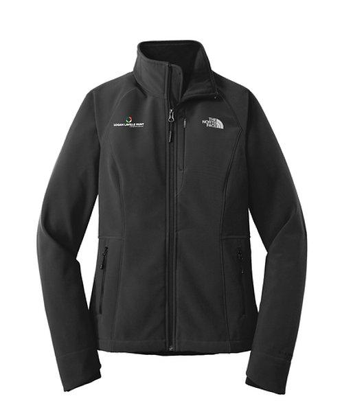 North Face Ladies' Apex Barrier Soft Shell Jacket (LLH-NF0A3LGU)