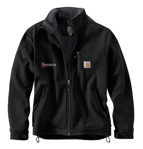 Men's Tall Carhartt Crowley Jacket (DC - 102199T)