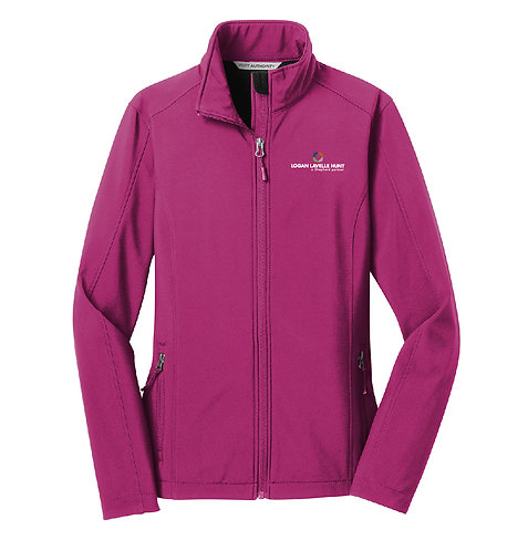 PA Ladies' Core Soft Shell Jacket (LLH-L317)