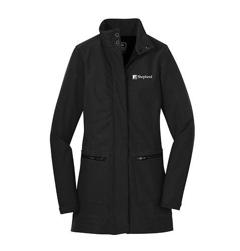 OGIO Ladies' Intake Trench Jacket (S-LOG504)