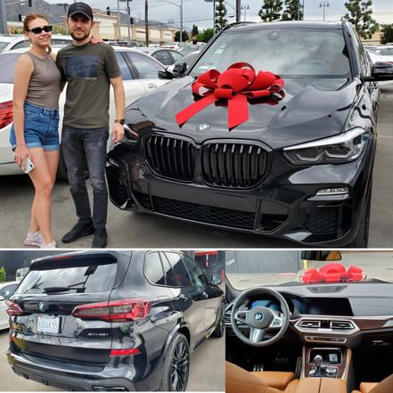 2021 BMW X5 xDrive40i M package