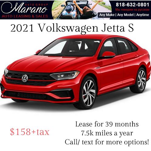 Volkswagen Jetta S