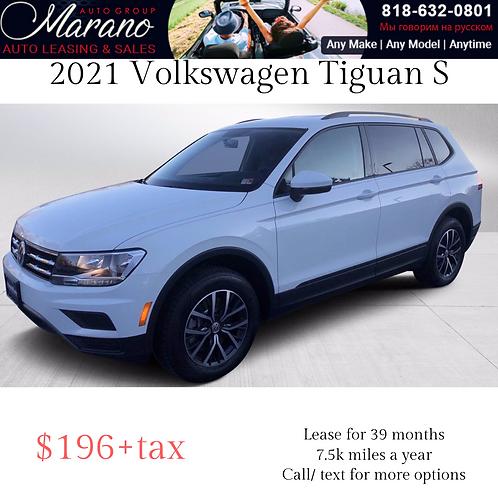 2021 Volkswagen Tiguan S