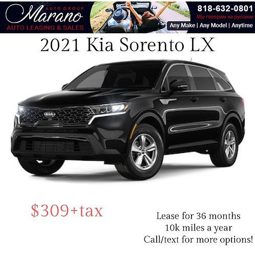 2021 Kia Sorento LX