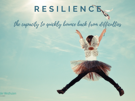 Being a Resilient Parent