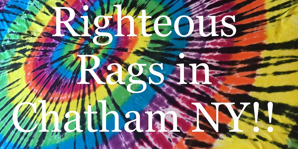 Righteous Rags in Chatham NY!!