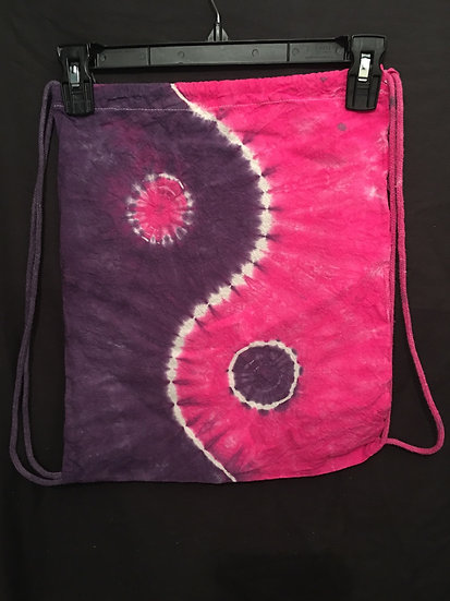 Yin Yang Design Backpack