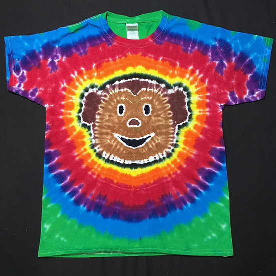 Youth Monkey Tie Dye