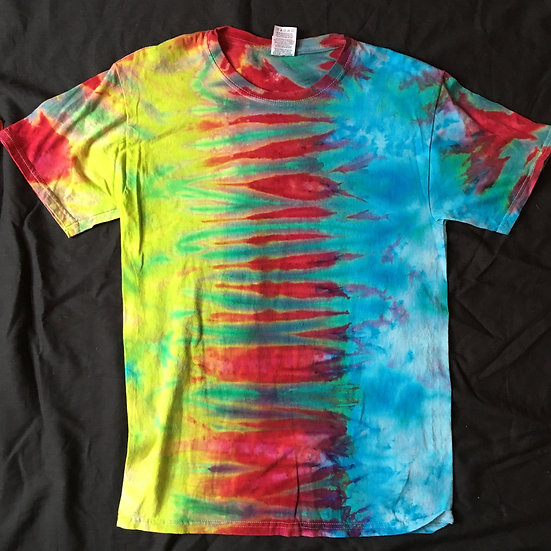 Small Ice Dye Design