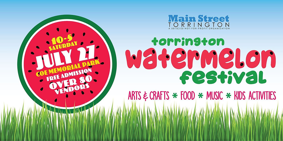 Righteous Rags at Torrington's Watermelon Festival