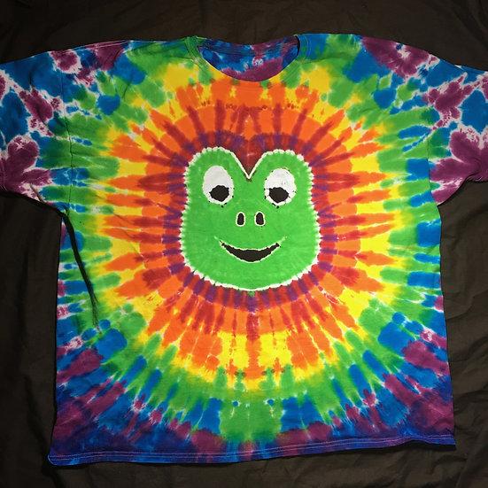 Frog Tie Dye
