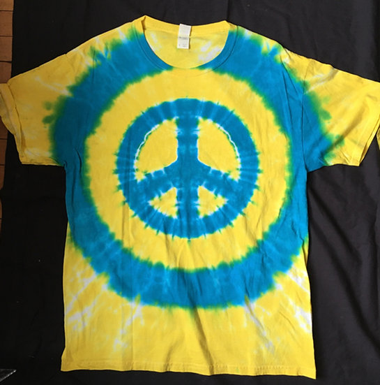 Large Peace Sign Design