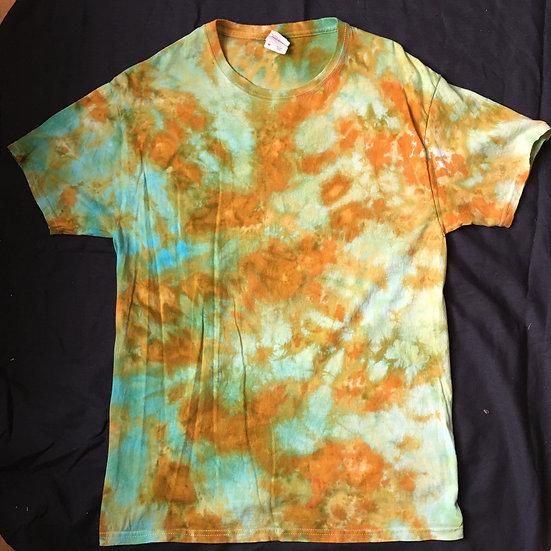 Medium Ice Dye Design