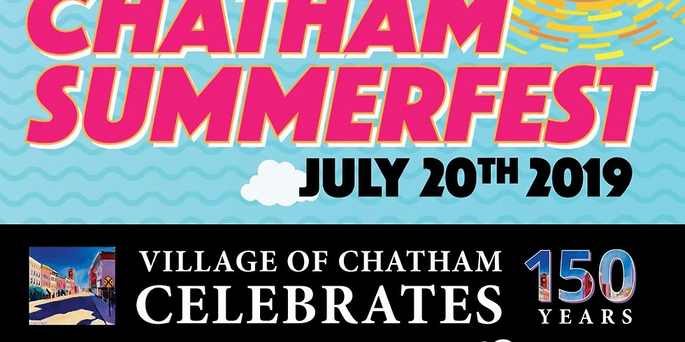 Righteous Rags At Chatham Summerfest!!