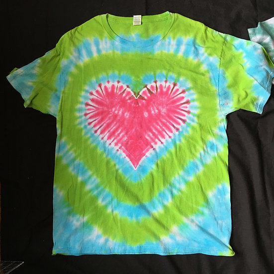 Large Heart Design