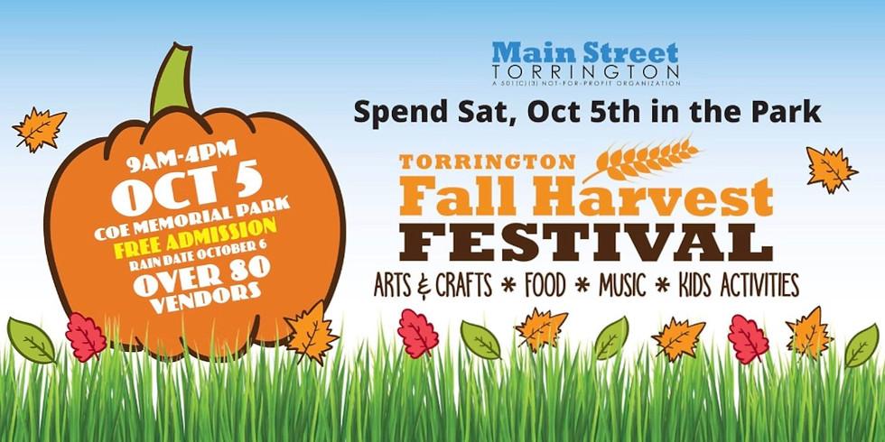 Righteous Rags at Torrington Fall Harvest Festival