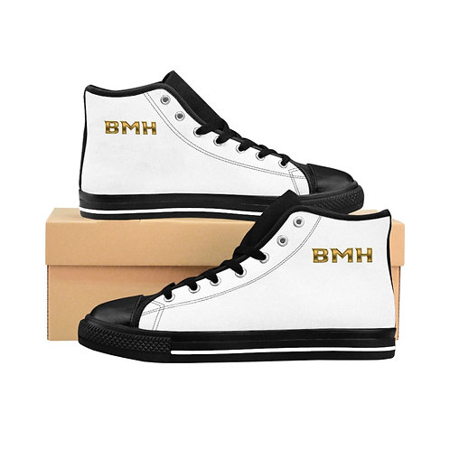 BMH - Men's High-top Classic Sneakers