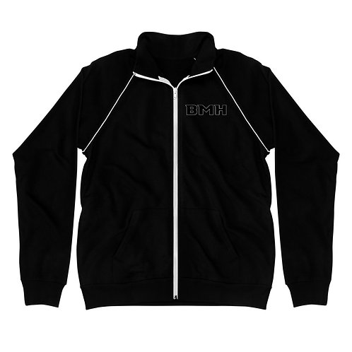 BMH Piped Fleece Jacket