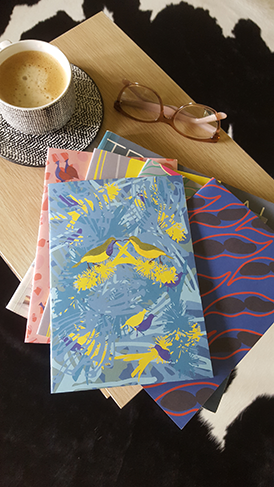 Indij Print Recycled A5 Notebooks