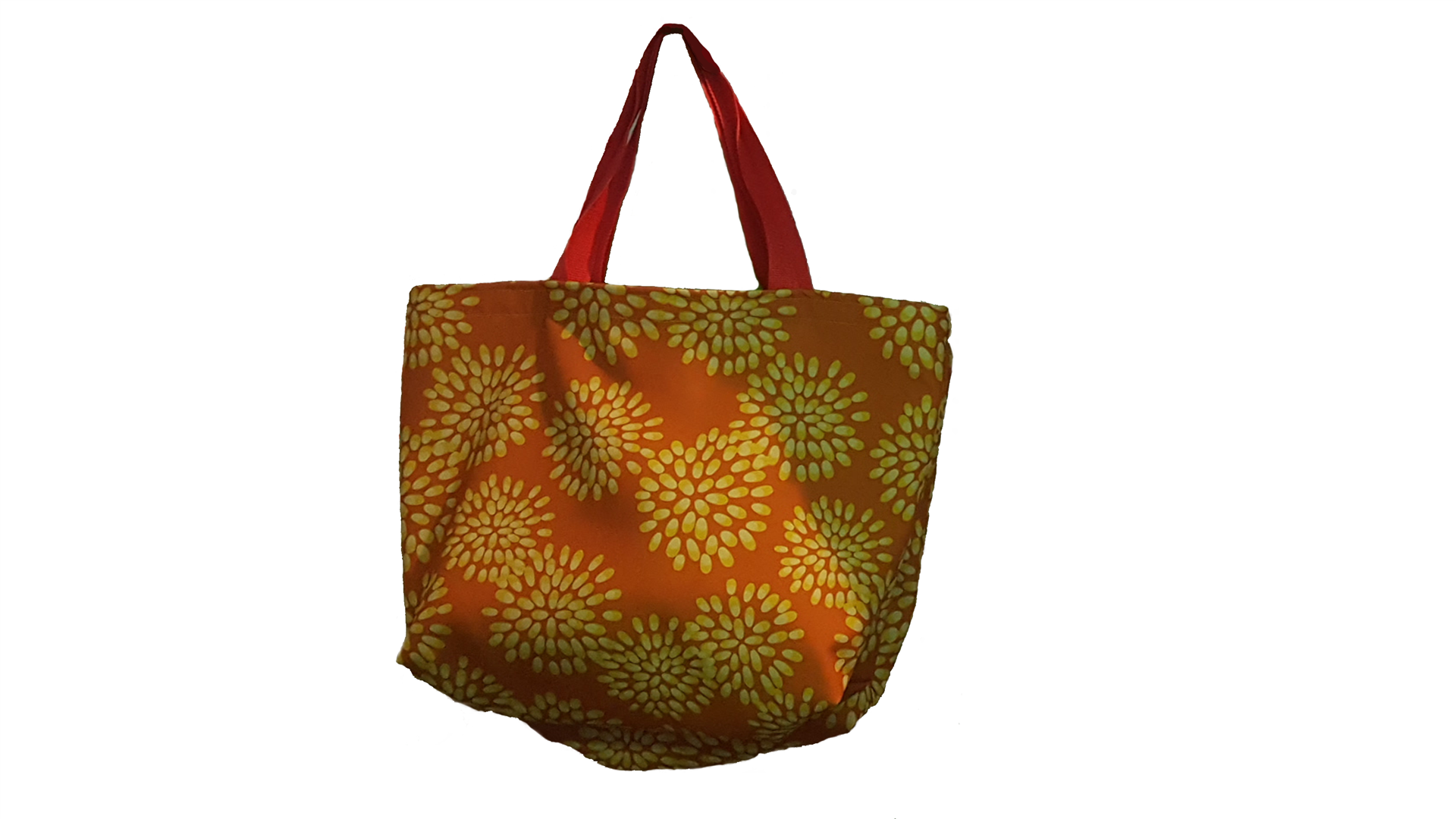 Flash Tote_Coral Fingers (Large)