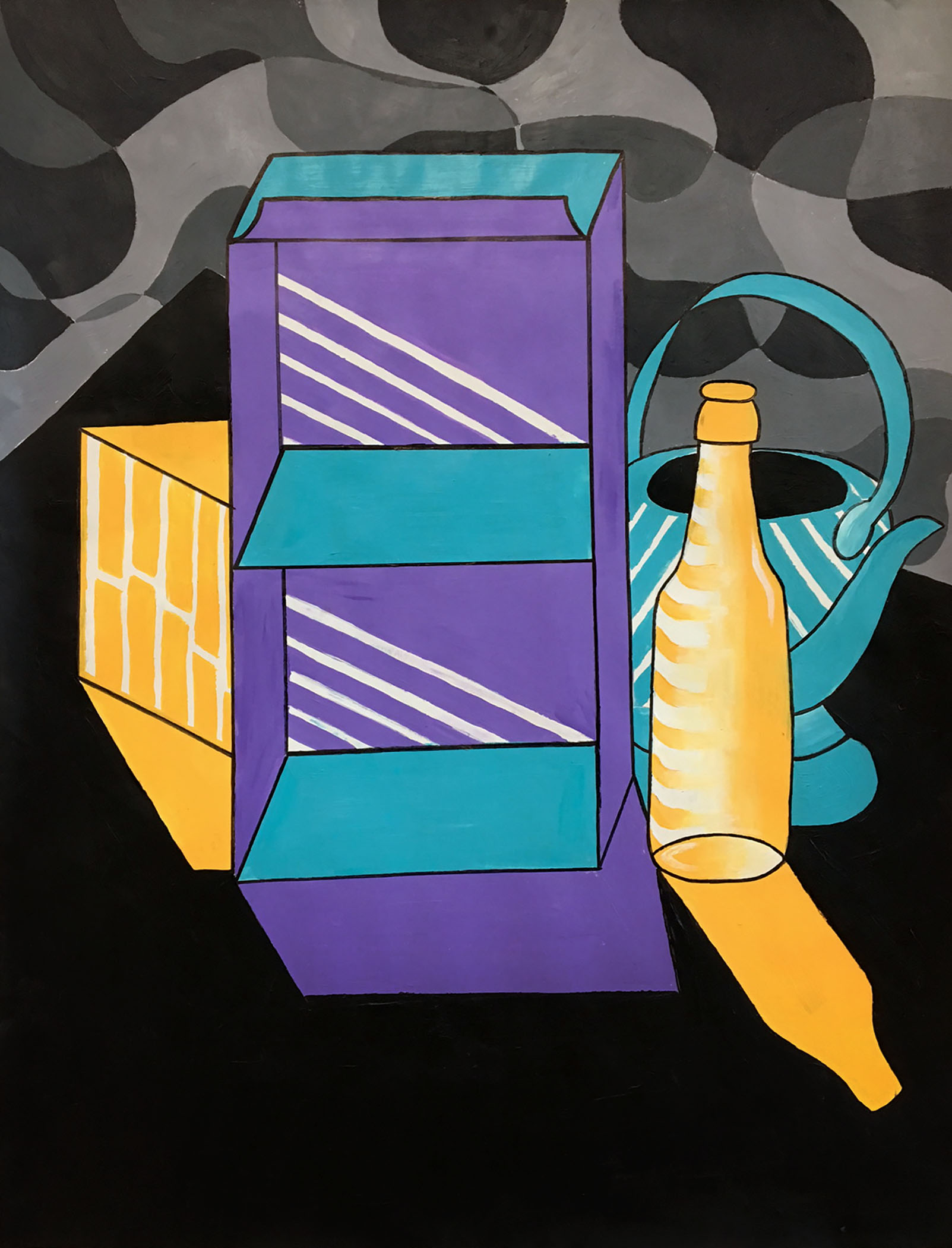 Pop Art Still Life