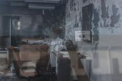 Through a Broken Window