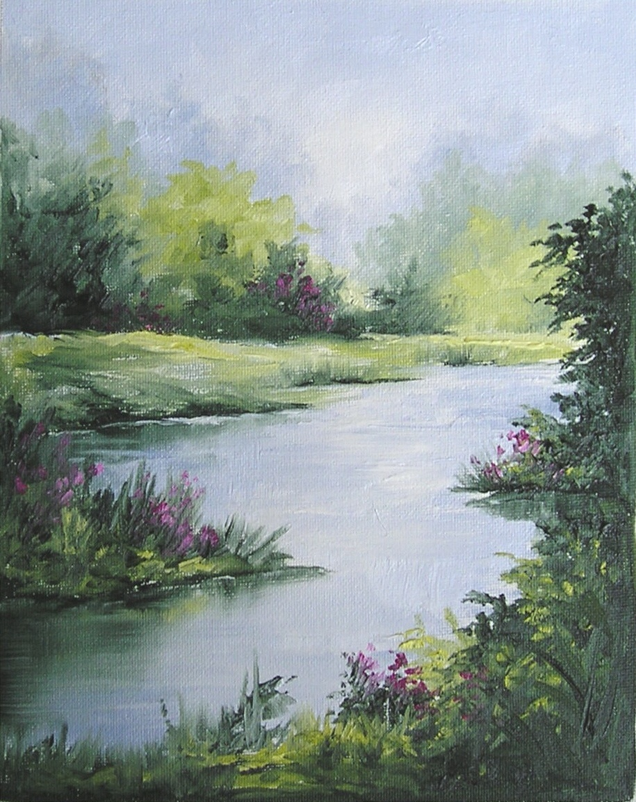 """Tranquil Stream"""