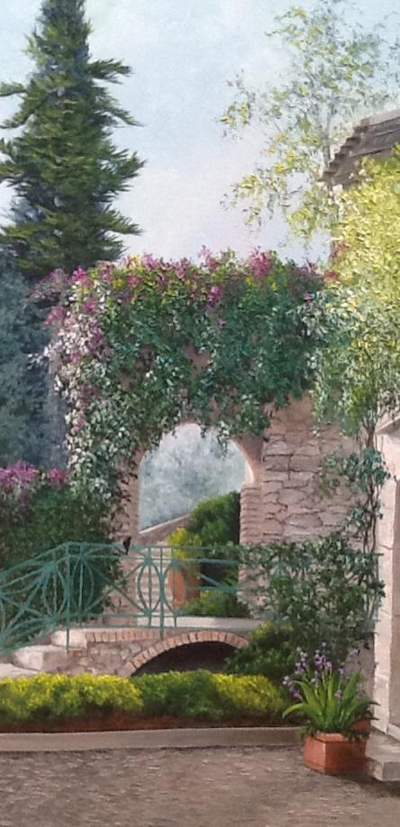 """Public Gardens of Taormina"""