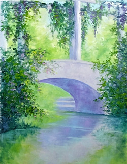 """Monet's Garden"""