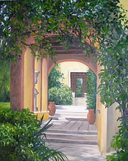 """""""Pretty Arches in Northern Italy"""""""