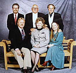 Bill Alexanderand Master ArtistsBuck Paulson, Robert Warren, Lowell Speers, Brenda Harrisand Joan Darflinger