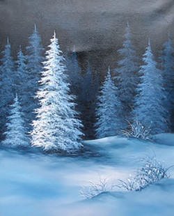 """Winter Moonlight"""